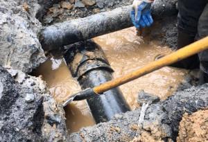 南京喷淋管道漏水检测